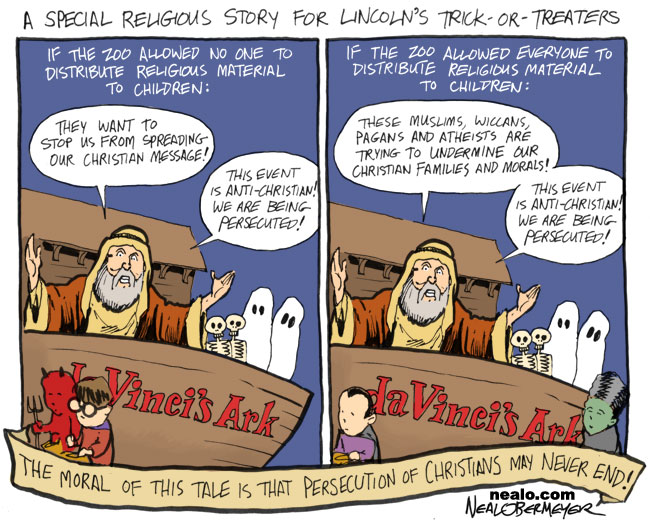noah's ark davinci's persecution christians persecuted halloween boo at the zoo