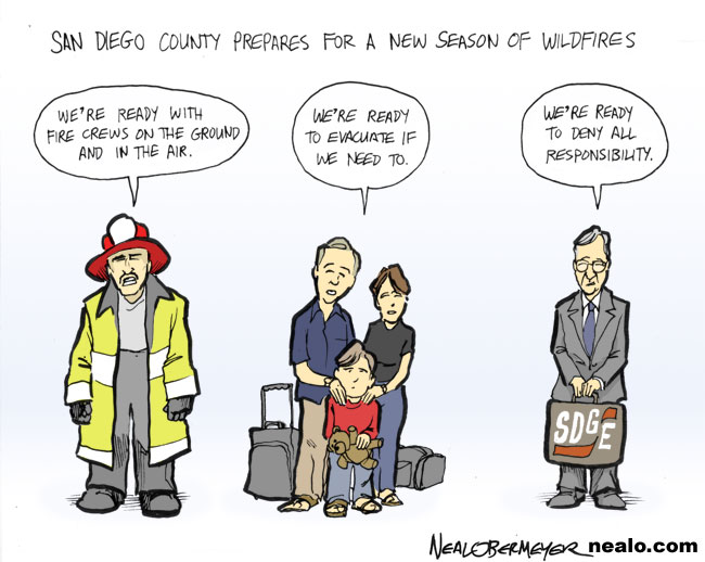 wildfires sdg&e