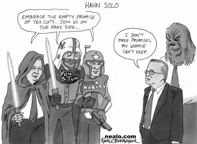 david hahn dave heineman tom osborne dave nabity chewbacca wookie