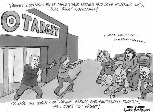 target wal mart
